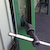 Adamsrite storefront lock repaired at local Ganges bakery & restaurant